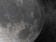 Moon Fun Facts for Kids - Planetarium 3D screenshot. Click to enlarge
