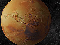 Solar System - Mars