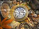 Die verlorene Uhr